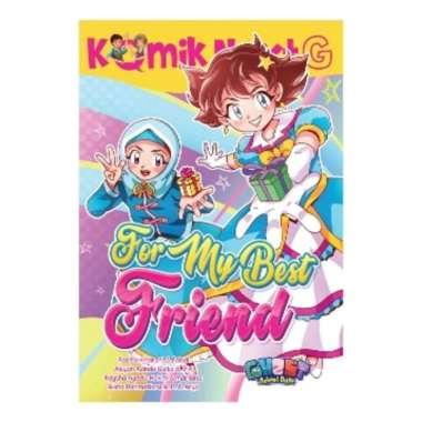 harga Buku Mizan Komik Next G For My Best Friend Blibli.com
