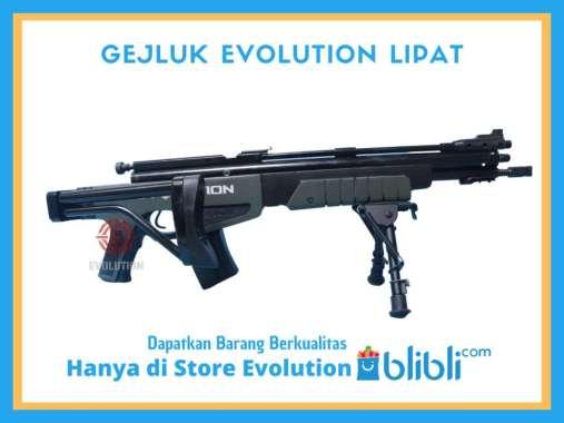 SENAPAN ANGIN GEJLUK EVOLUTION 25/40 LIPAT