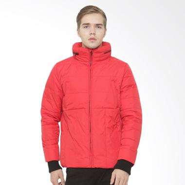 COLDWEAR 16083 Winter Down Jacket Pria - Red