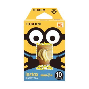 Fujifilm Minion Despicable ME DMF F ... mera Polaroid [10 Lembar]