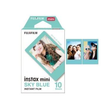 Fujifilm Blue Frame Film Refill Ins ... mera Polaroid [10 Lembar]