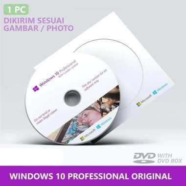 harga [BEBAS ONGKIR] Windows 10 Professional Plus Original Bonus 50 Software Full Version Blibli.com