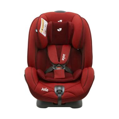 JOIE Meet Stages Child Restraint Car Seat - Cherry
