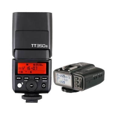 Godox TT350S and X1T Trigger for Sony - Hitam