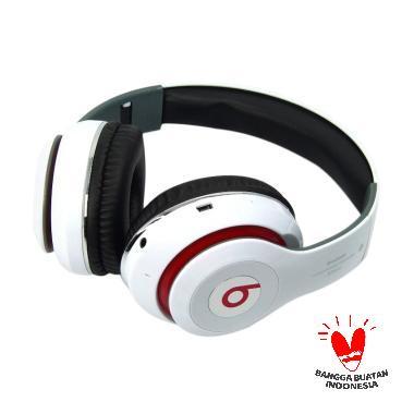 d91302903ae Beats STN 13 Bluetooth Headset - Putih/White. Rp 138.000. Handsfree Wireless  Bluetooth Beats - Black. Rp 174.000 · Beats G5 Power 3 Wireless Sporty ...
