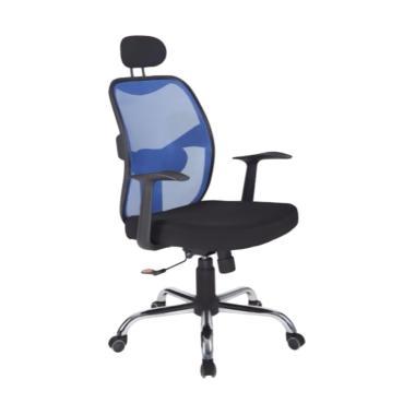 F.O Plaza Furniture Ergotec LX 943  ... ntor - Blue [Jabodetabek|