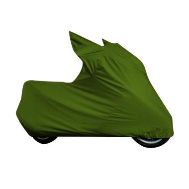 Mantroll Cover Motor Khusus for Kawasaki Ninja 650 - Green Army