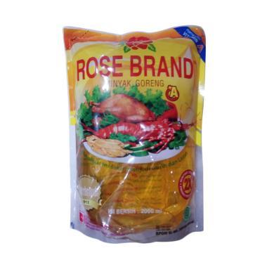 Rose Brand Minyak Goreng [2000 mL]
