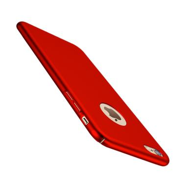 WEIKA Baby Skin Ultra Thin Hardcase ... hone 6 or iPhone 6s - Red