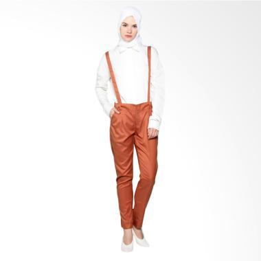 ICL Pants Celana Muslim Wanita - Caramel