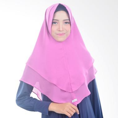 Atteena Hijab Annisa Yumnaa Jilbab Instant - Violet