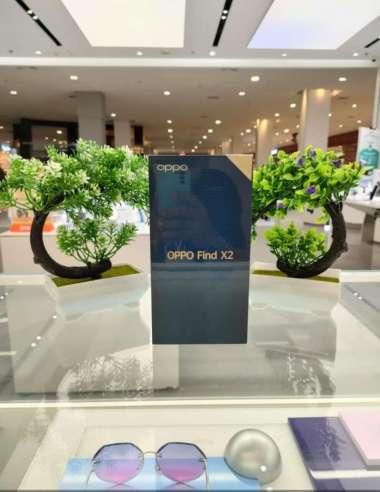 OPPO Find X2 12/256GB - Ocean Glass Blue Free OPPO Watch 41mm* BLUE