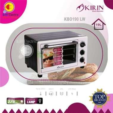 harga Kirin Oven Listrik Kbo-190Lw Toester (Only Instant) Blibli.com