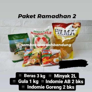 harga Parsel Sembako Ramadhan 2 Blibli.com