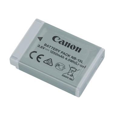 Canon NB-13L Baterai Kamera [1250 mAh]