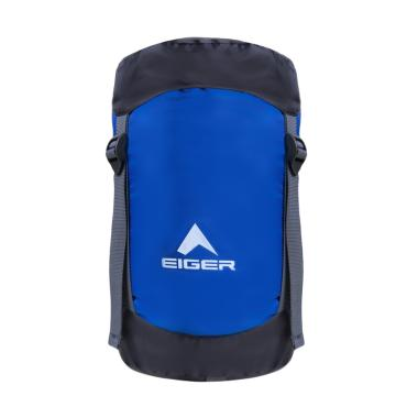 Eiger Wander Rectangular Sleeping Bag - Blue