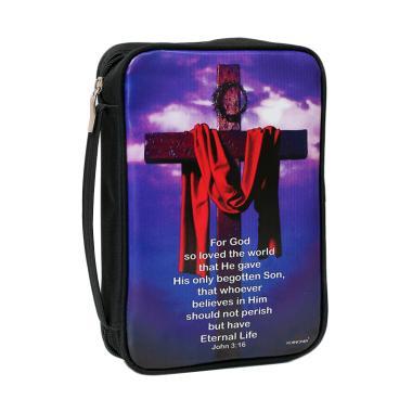 harga Koinonia Products For God So Loved The World Bible Cover Sampul Alkitab [S] Blibli.com