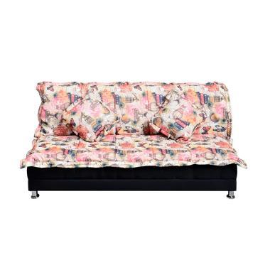 Olc Wellington Vintage Sofa Bed [Khusus Jabodetabek]
