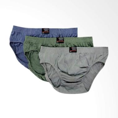 Arrow Apple Pierre Man Underwear Celana Dalam Pria [X Large/3 pcs]