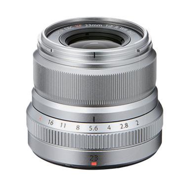 Fujifilm XF23mm F/2 R WR Silver jpckemang GARANSI RESMI