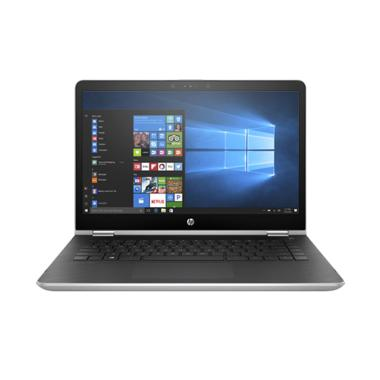 HP Pavilion X360 14-BA003TX Noteboo ... creen/ Windows 10] Silver