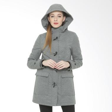COLDWEAR 16086 Winter Padded Jacket Wanita -  Light Grey