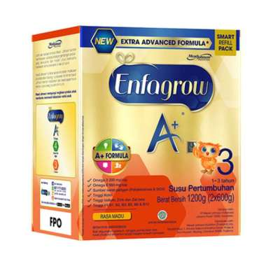 ENFAGROW A plus 3 MADU BOX 1200 gr