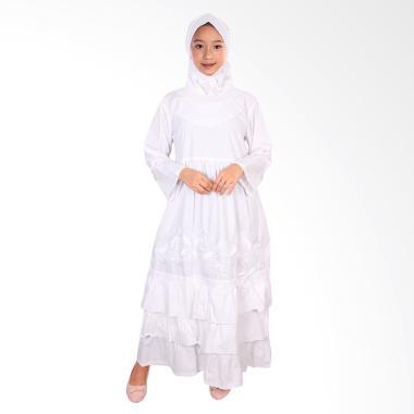 Fayrany FGP-008A Busana Muslim Gamis Anak - Putih