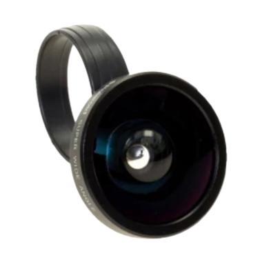 Polaroid Universal Clip CW40 Super  ... elfie Lens - Black [0.4x]