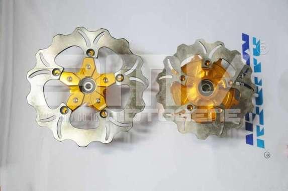 harga Tromol Trusty Blimbing Mx King Full Cnc   Disc Brake Blibli.com