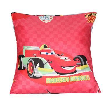 Monalisa Motif Cars Sarung Bantal Sofa [30 cm]