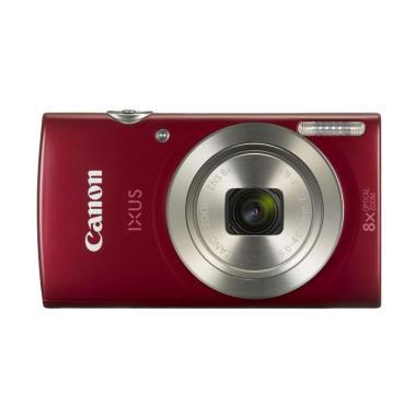 Canon IXUS 185 Kamera Pocket - Red