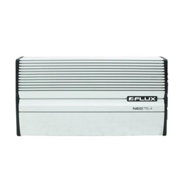 Flux Neo 75.4 Power 4 Channel Amplifier