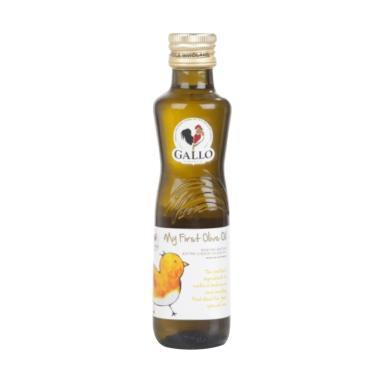 Gallo Extra Virgin Olive Oil My First Minyak Zaitun [250 mL]
