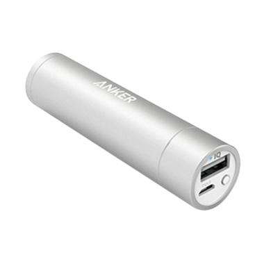 Anker PowerCore+ Mini Powerbank - Silver [3350 mAh]
