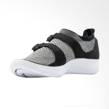 NIKE Men Air Sock Racer Ultra Flykn ... lahraga - Grey 898022-004