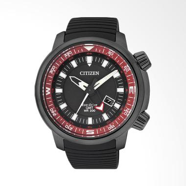 Citizen Eco Drive Promaster Land GM ... am Tangan Pria BJ7086-06E