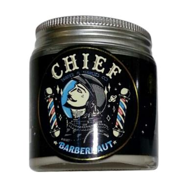 MURAH..!!! Chief Pomade Space Clay Minyak Rambut