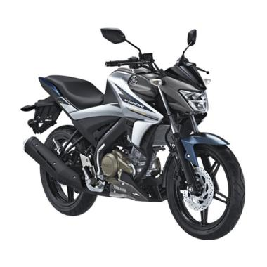Yamaha All New Vixion The Legend Sepeda Motor - Matte Silver