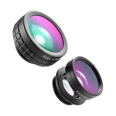 Aukey PL-A1 Optic 3in1 Smartphone Lens Set