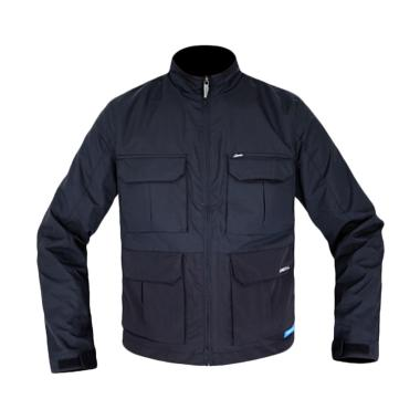 Respiro Cargo R1 Jaket Motor - Black