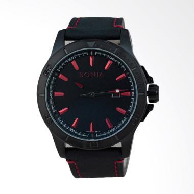 Bonia Jam Tangan Pria - Black Red B10176-1739