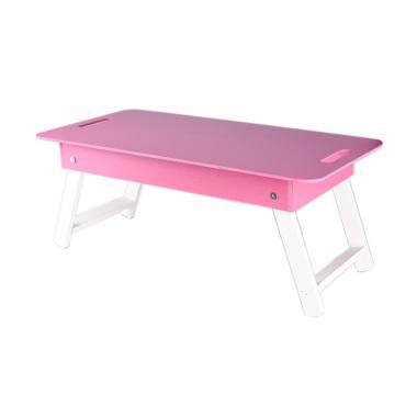 Glaze LFT-6030 Meja Lipat - Pink