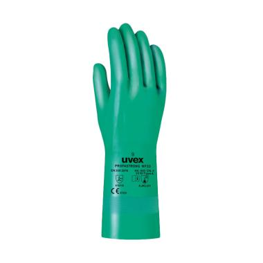 Uvex 6012202 Profastrong Chemical Risks Sarung Tangan Safety