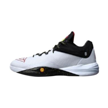 PEAK Dwight Howard II Edition Mens  ... s - White Black [E64003A]