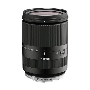 Tamron Lens 18-200mm Di III VC f/3.5-6.3 for Canon EOS M