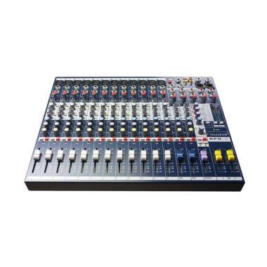 Soundcraft EFX 12 Mixer audio - Multicolor [12 Channel]