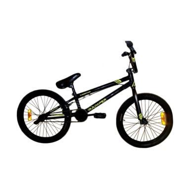 United BMX 20 Jumper Park Sepeda BMX - Black