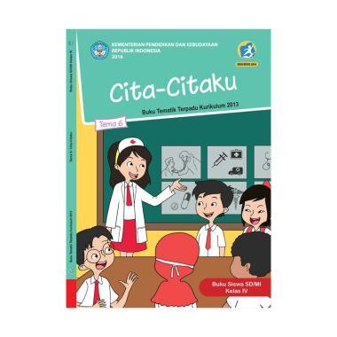 Jual Tematik Kelas 4 Online Baru Harga Termurah Oktober 2020 Blibli Com