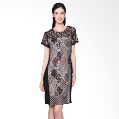 bhatara-batik-women_bhatara-batik-women-loreal-dress---black-grey_full05 Ulasan Harga Batik Wanita Hitam Teranyar bulan ini